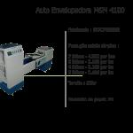 Auto Envelopadora MSM4100 Docfinish