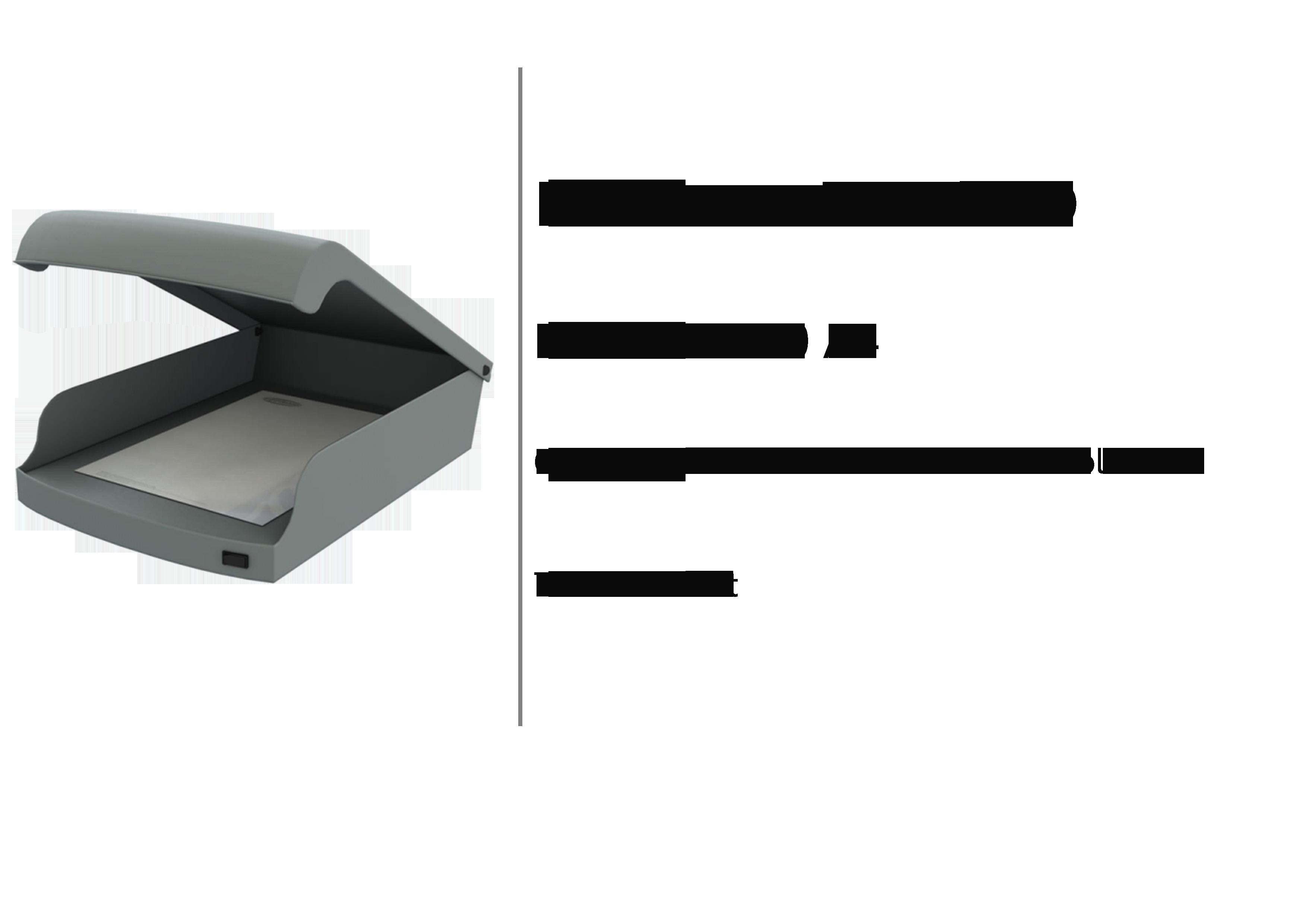 Finish Solution desumidificador 600 a4